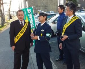 20160411栃木県支部宇都宮市街頭活動