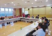 2014年5月22日 沖縄県交通安全講習会 1