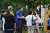 2014年8月24日北海道支部「キリン北海道ビアフェスタin千歳」樋渡支部長