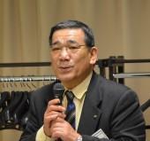 2014年4月20日 北海道講習会 樋渡支部長