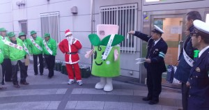 20131212奈良生駅前