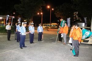 2014年9月26日山梨キャンペーン