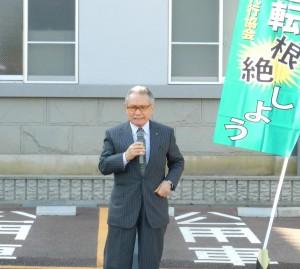 20130923長崎キャラバン会長挨拶
