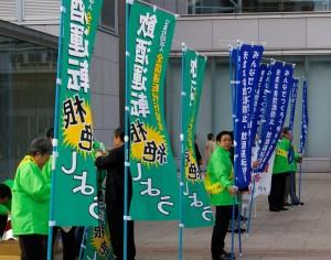 20130927札幌市街頭活動