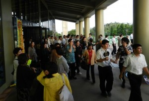 沖縄県飲酒運転根絶県民大会2