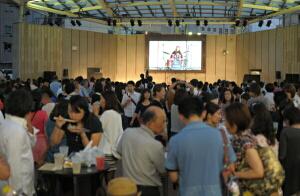 2014年9月14日「COCKTAIL NIGHT 2014」会場