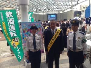 2014年5月25日栃木県キャンペーン板橋支部長