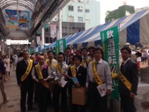 2014年5月25日栃木県キャンペーン