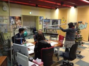 2013年12月12日KNBラジオ丹澤会長出演